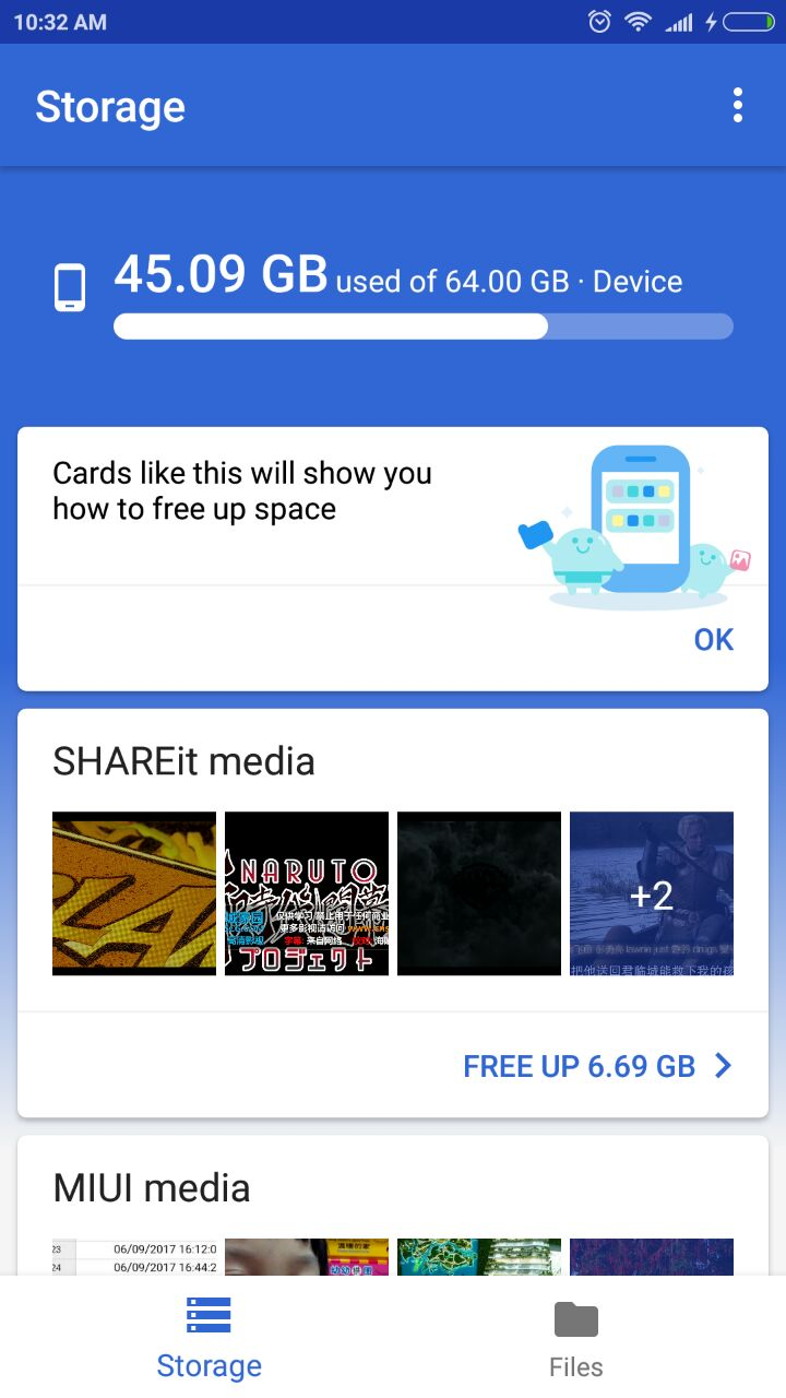 Files Go by Google Android App