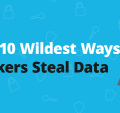 10 Lesser Known and Wildest Ways Hackers Steal Data