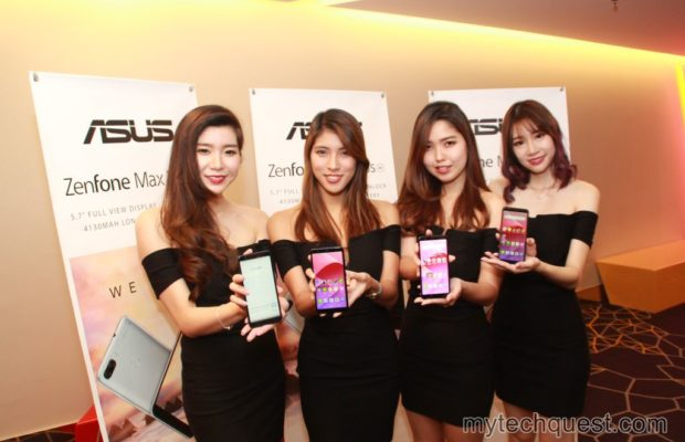 ASUS ZenFone Max Plus Malaysia Launch
