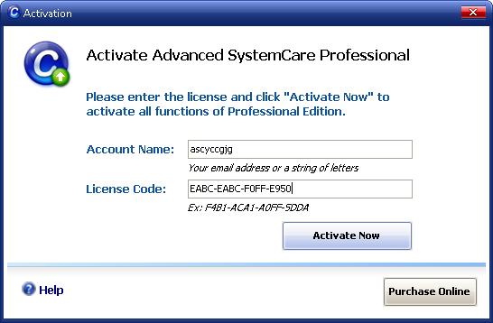 iobit license code
