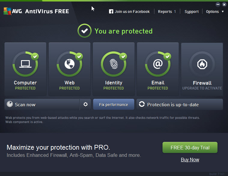 Avg Antivirus Free 2016 Now Available For Download